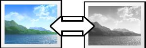 pdf file convert into 600 dpi grey scale